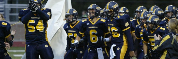 Bucs football comes to an end