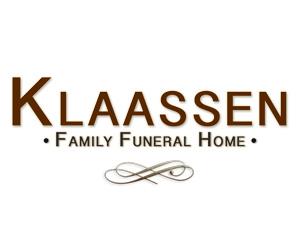 Klaassen Family Funeral Home